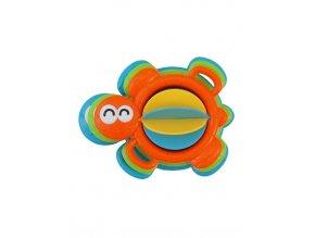 Edukačná hračka do kúpeľa Baby Mix želvička
