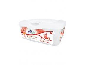 Detské vlhčené obrúsky Linteo Baby 72 ks Soft and cream BOX