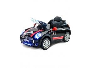Elektrické autíčko Toyz Maxi čierne