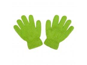 Detské zimné rukavičky New Baby svetlo zelené