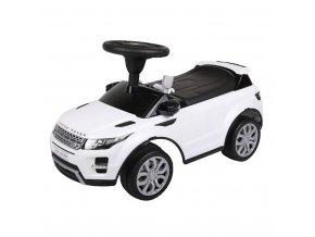 Odrážadlo Range Rover Baby Mix biele