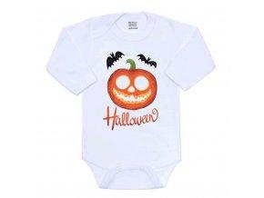 Body s potlačou New Baby Halloween