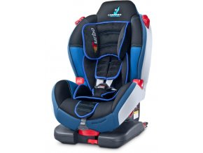 Autosedačka CARETERO Sport TurboFix navy 2016