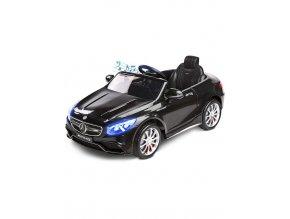 Elektrické autíčko Toyz Mercedes S63 AMG-Benz-2 motory black