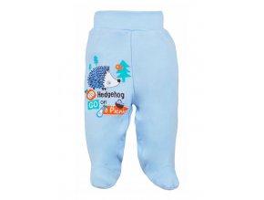 Dojčenské polodupačky Bobas Fashion Ježko modré