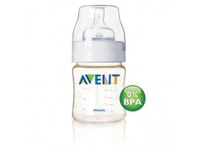 Avent fľaša 125ml PES Klasik