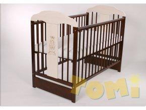 Detská postieľka Tomi XVI