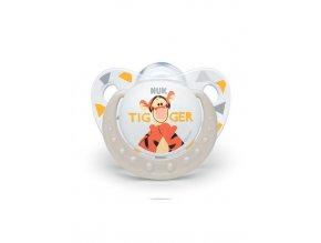 Dojčenský cumlík Trendline NUK Tigger 0-6m