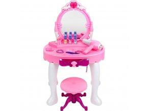 Detský kozmetický stolík Bayo + príslušenstvo