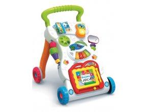 Detské hrajúce edukačné chodítko Baby Mix