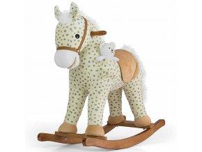 Hojdací koník s melódiou Milly Mally Pony Gray Dot