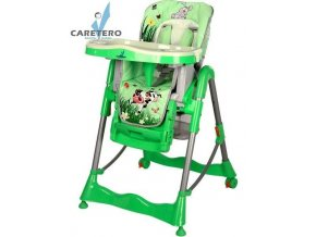 Detská stolička Caretero Magnus Fun