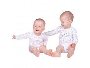 Dojčenská súprava New Baby Magic Star modrá