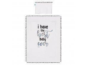 Set perinka a vankúšik Best Baby Belisima 75x100 cm