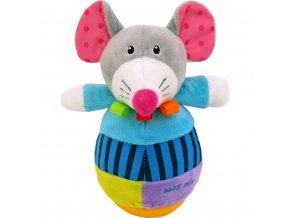 Kývajúca hračka Baby Mix myška