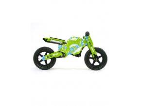 Detské odrážadlo kolo Milly Mally GTX Eco