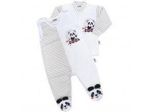 Dojčenská súprava New Baby Panda