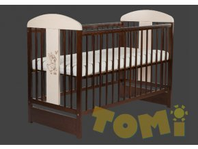 Detská postieľka Tomi XVIII