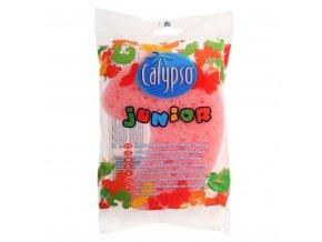 Kúpeľová hubka Junior Animal Calypso ružová