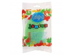 Kúpeľová hubka Junior Animal Calypso zelená