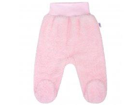 Zimné polodupačky New Baby Nice Bear ružové