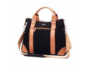 Štýlová taška na kočík Comfort Iconic Baby Ono čierna