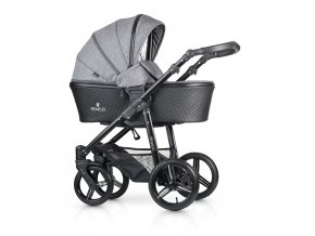 shadow grey carrycot (1)