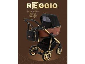 Adamex - Reggio Special Edition Gold Y800 2020 + komplet výbava ZADARMO