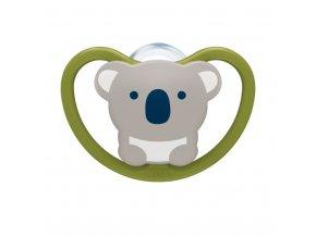 Cumlík Space NUK 6-18m koala