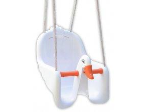 Detská hojdačka Labuť (poškodený obal)