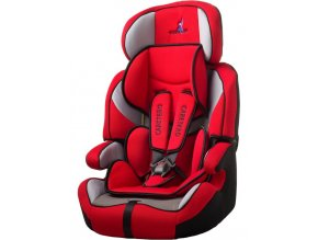 Autosedačka CARETERO Falcon New red 2016
