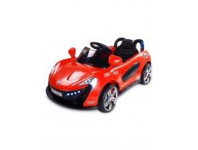 Elektrické autíčko Toyz Aero - 2 motory a 2 rýchlosti červené