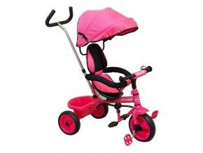 Detská trojkolka Baby Mix Ecotrike pink
