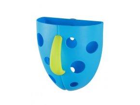 Plastový box na hračky do vane Baby Ono modrý