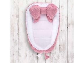 Hniezdočko pre bábätko Minky Belisima Unicorn