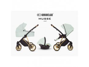 babyactive musse ultra mint