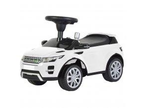 Detské odrážadlo Bayo Range Rover Evoque white
