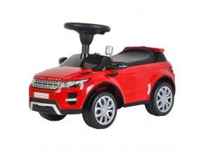 Detské odrážadlo Range Rover Evoque red