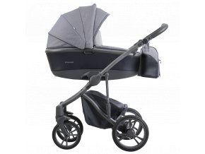Bebetto - Bresso 24 Grey+zľava až do výšky-100 eur / napíšte nám  Iba u nás Náhradný kočík pri reklamácii / ku kočíku zľava-20% na ostatný tovar 2 roky