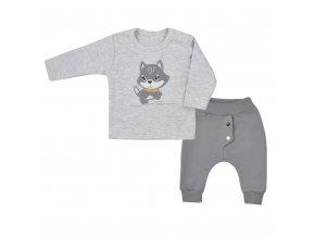 Dojčenské tričko s dlhým rukávom a tepláčky Koala Doggy