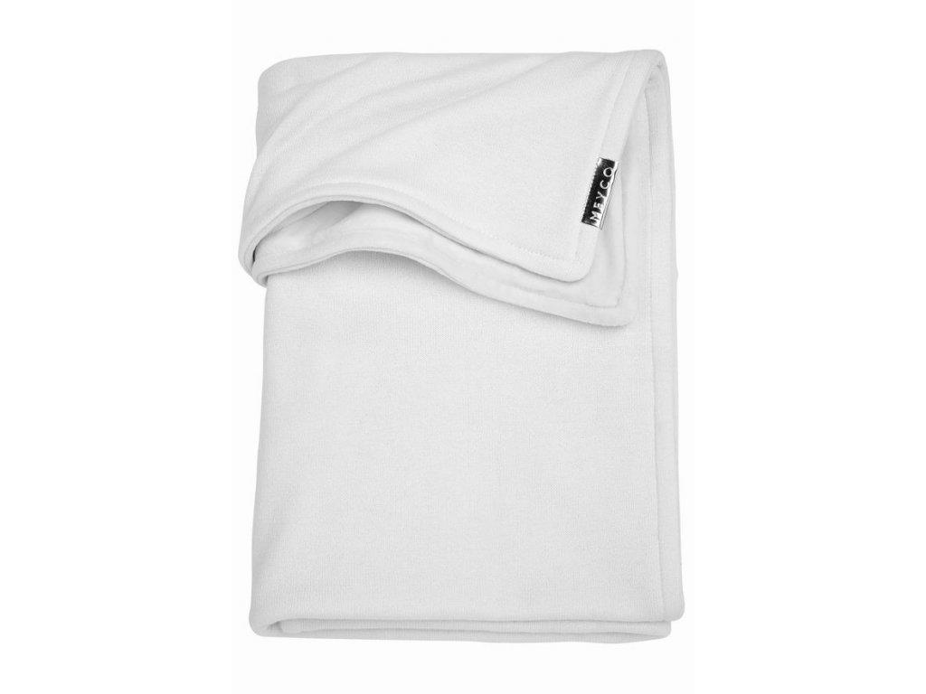 Resize of 2734000 2754000 meyco deken velvet knit basic warm wit g 48372425491 o
