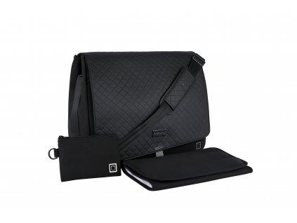 K22 Diaper Bag 68.310.020.433 black 40 2290