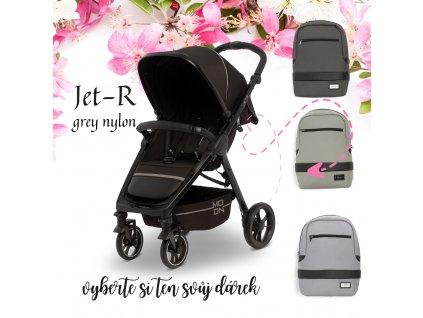 JET R IG grey