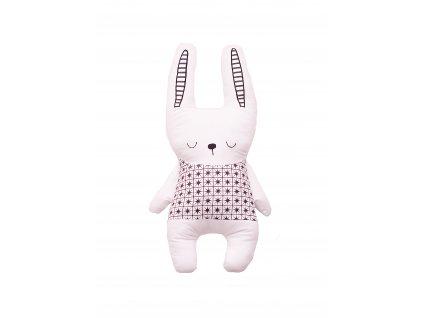 Měkký polštářek - králíček