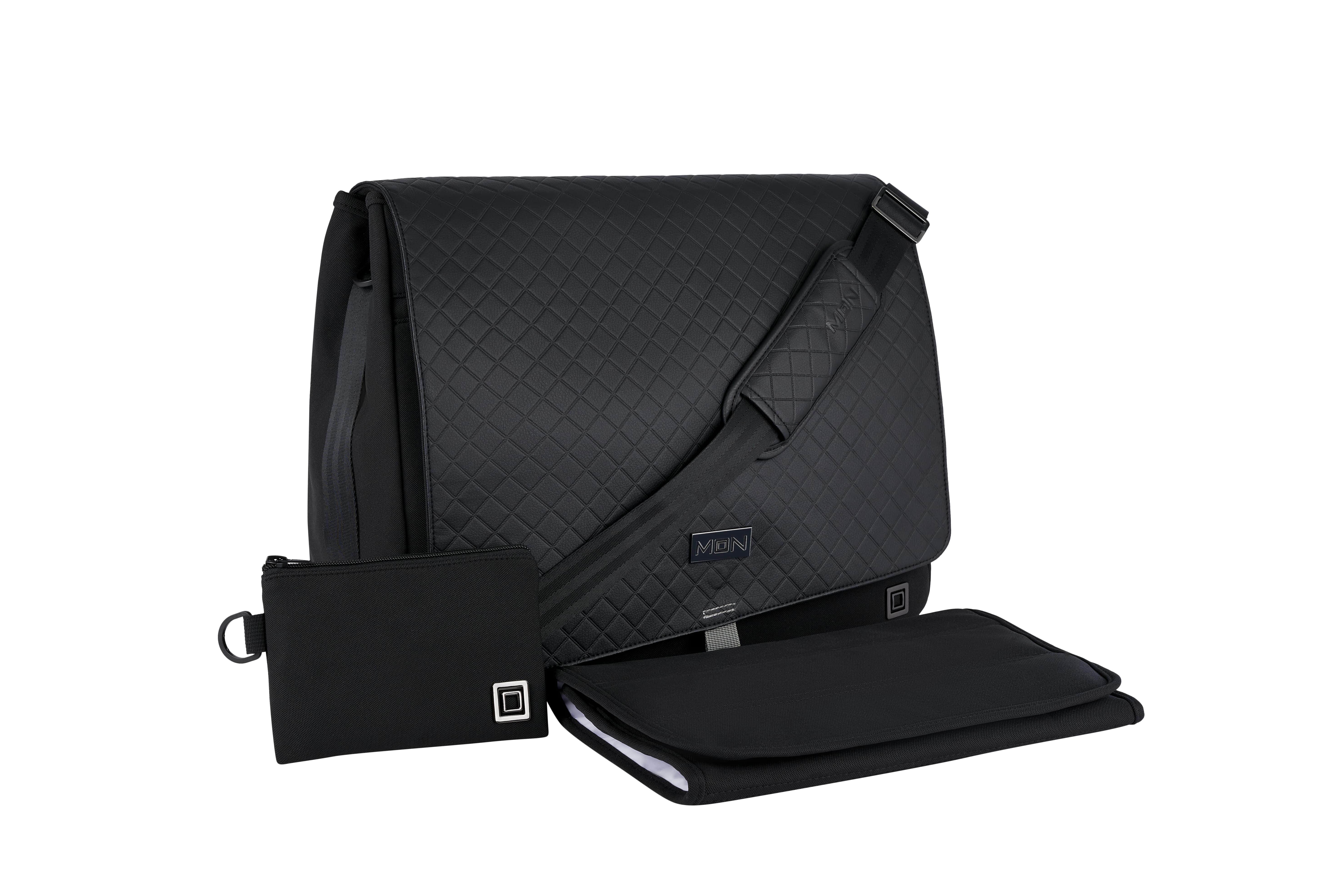 Přebalovací taška-black