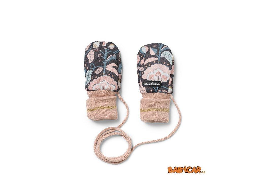 ELODIE DETAILS rukavice MITTEN Midnight Bells 0-12m DOPRODEJ!