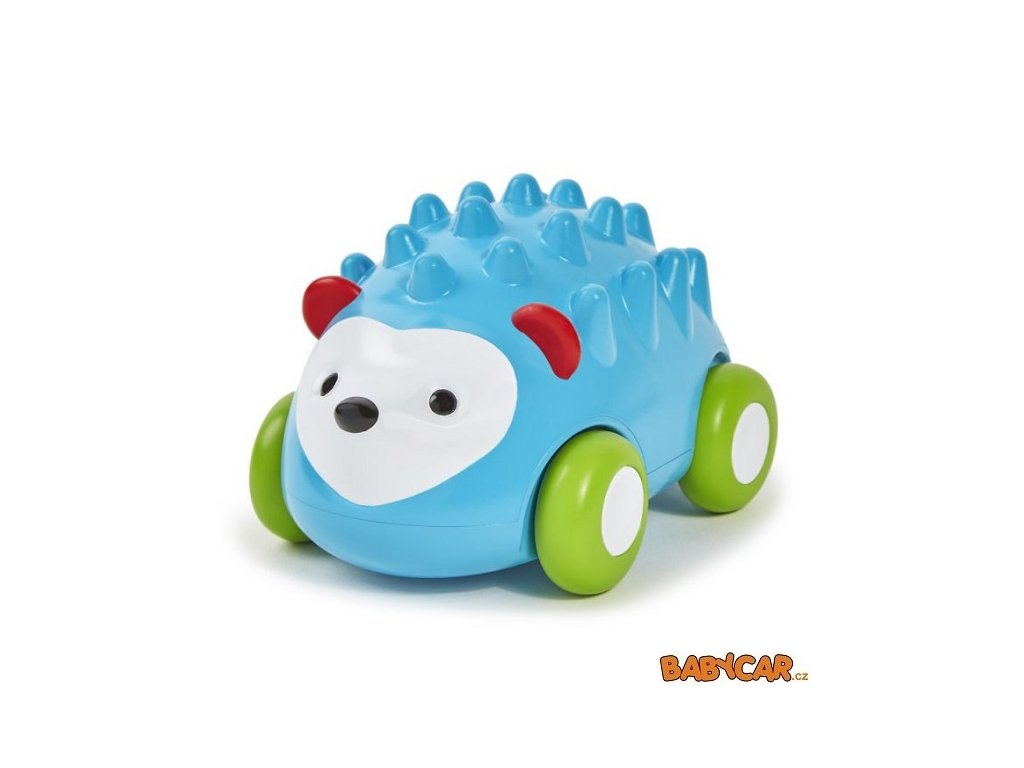 SKIP HOP hračka autíčko EXPLORE&MORE Ježek