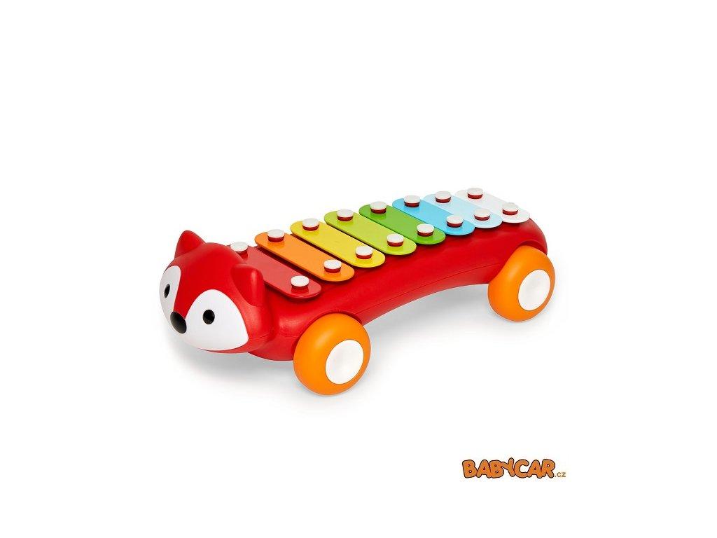SKIP HOP hračka xylofon EXPLORE&MORE Lišák