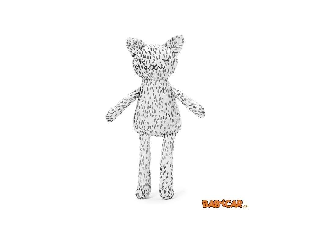ELODIE DETAILS textilní hračka SNUGGLE Dots Of Fauna Kitty