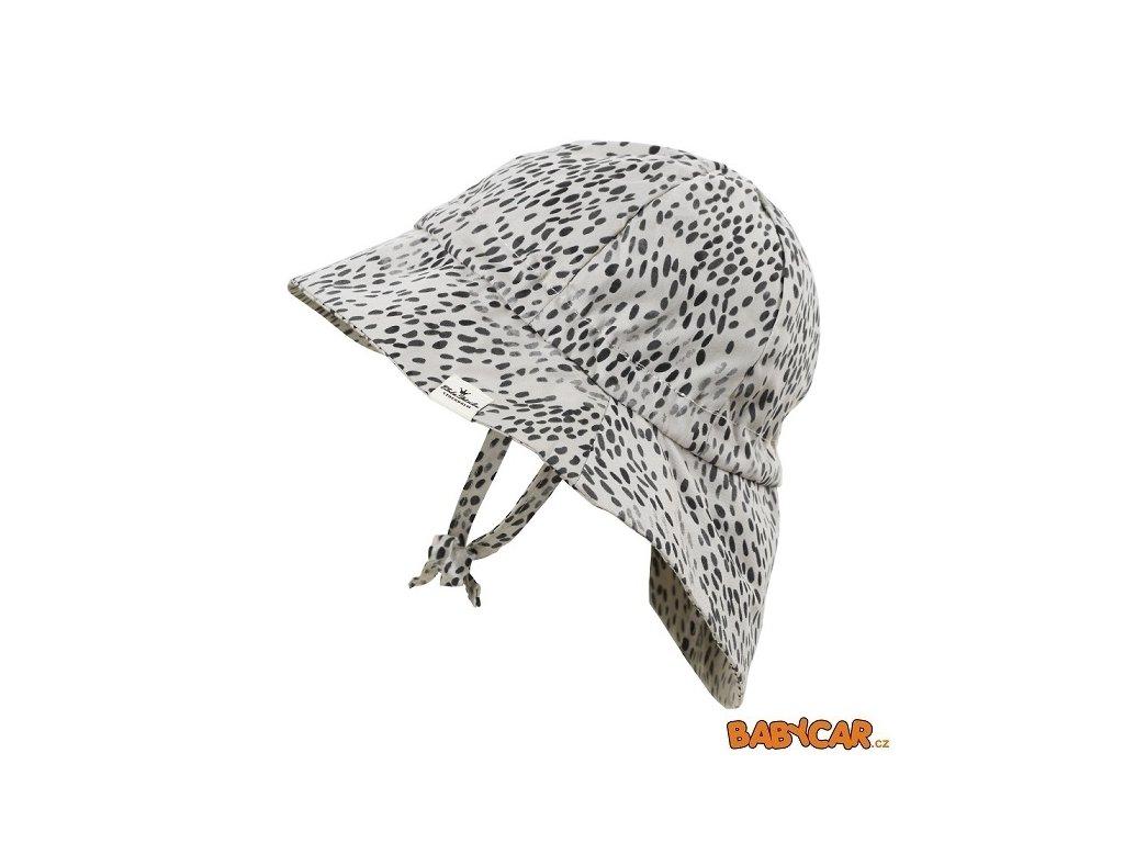 ELODIE DETAILS klobouček SUN HAT Dots Of Fauna 24-36m DOPRODEJ!